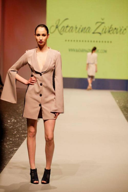 Sako - haljina